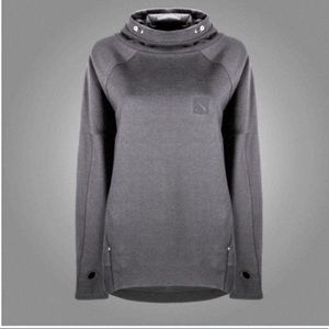 💫DOTA 2 WOMEN COWL NECK PULLOVER HOODIE New SMALL